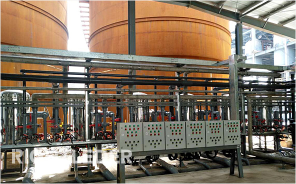 Lithium Liquid Purification Project of Jiangxi Haihui Longzhou