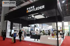 【RIGHTLEDER】Together with you at Shanghai International Water Exhibition