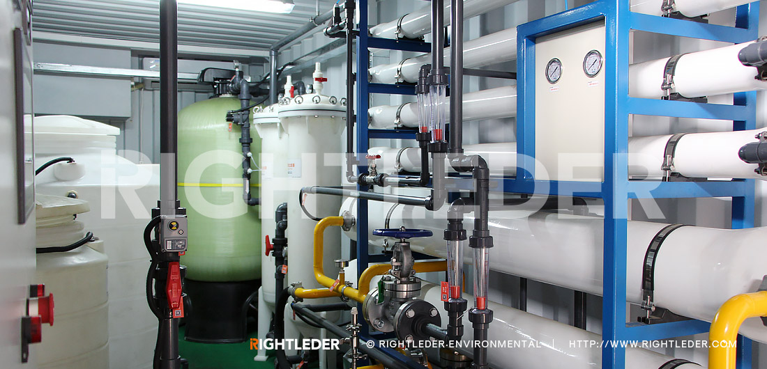 Containerized Desalination Project of China Electronics Technology Group Corporation (CETC) Ocean Technology Research Institute
