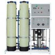 0.5TPH Drinking Water Treatment Plant