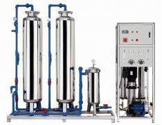 0.5TPH Water Purifying Plant